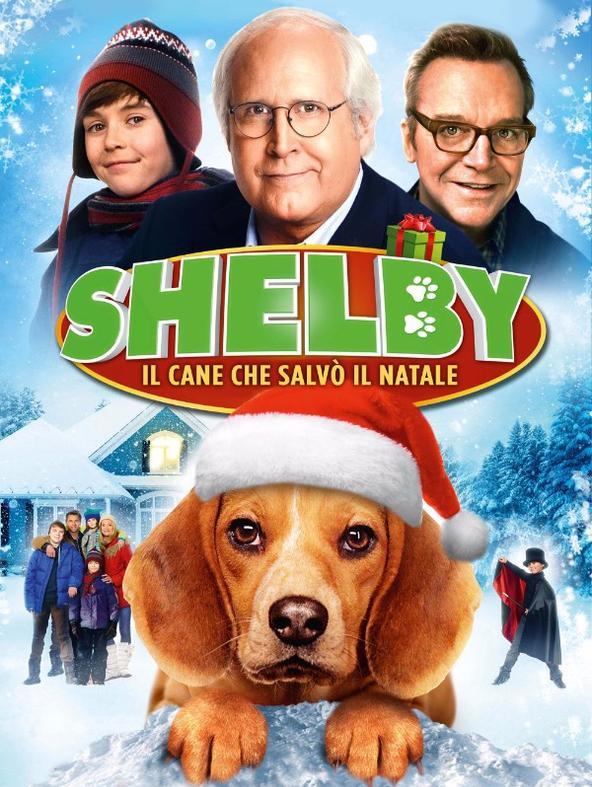 Shelby - Il cane che salvo'' il Natale
