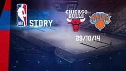 Chicago - Knicks 29/10/14