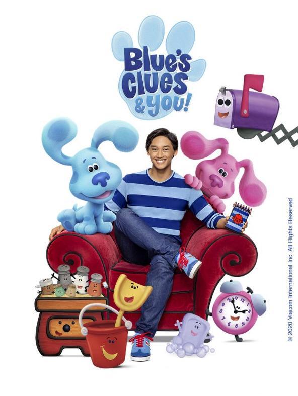 L'ora di canto con Blue
