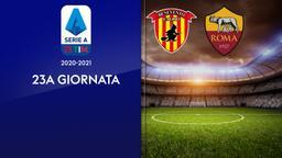 Benevento - Roma. 23a g.