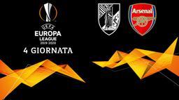 Vitoria G. - Arsenal. 4a g.