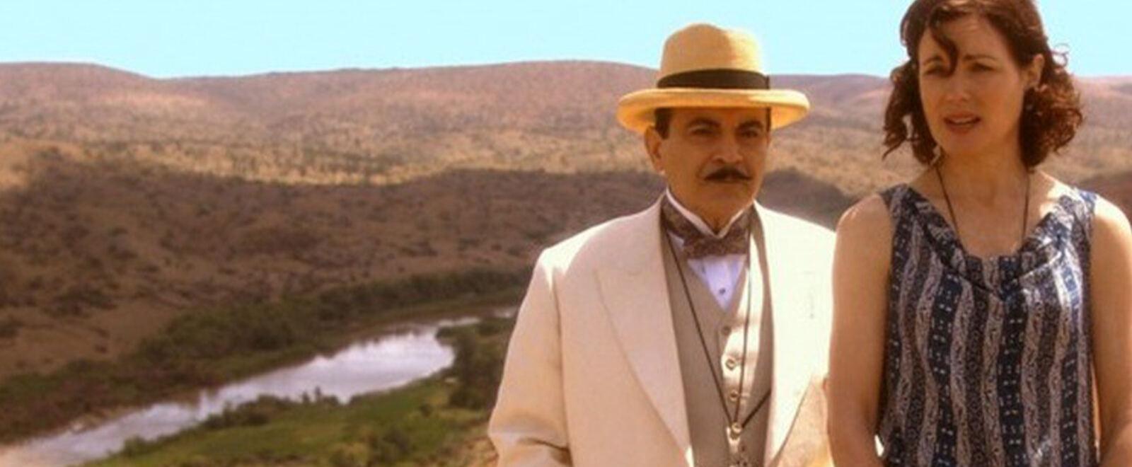 Poirot: la domatrice