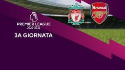 Liverpool - Arsenal. 3a g.