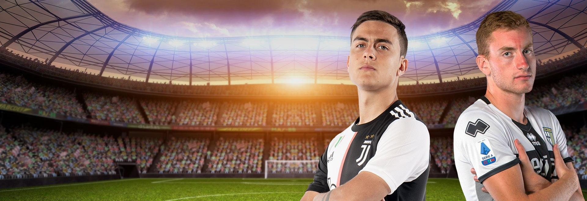 Juventus - Parma. 20a g.