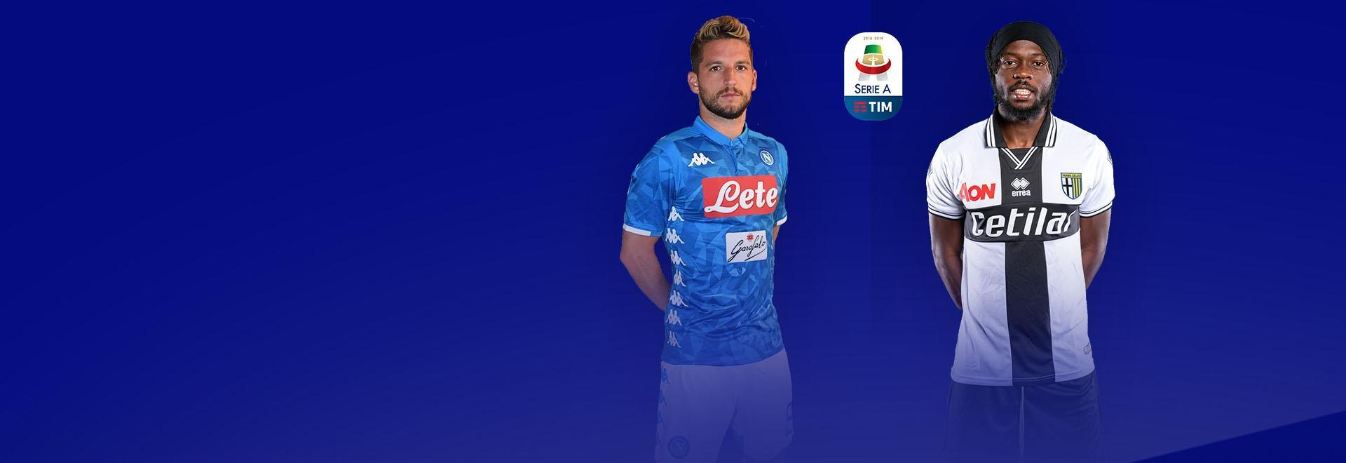 Napoli - Parma