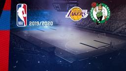 LA Lakers - Boston