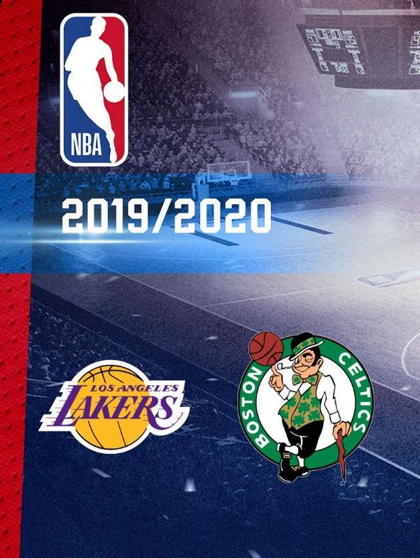 NBA: LA Lakers - Boston