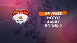 GP Jerez Round 2: Moto2. Race 1