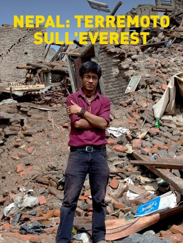 Nepal: terremoto sull'Everest
