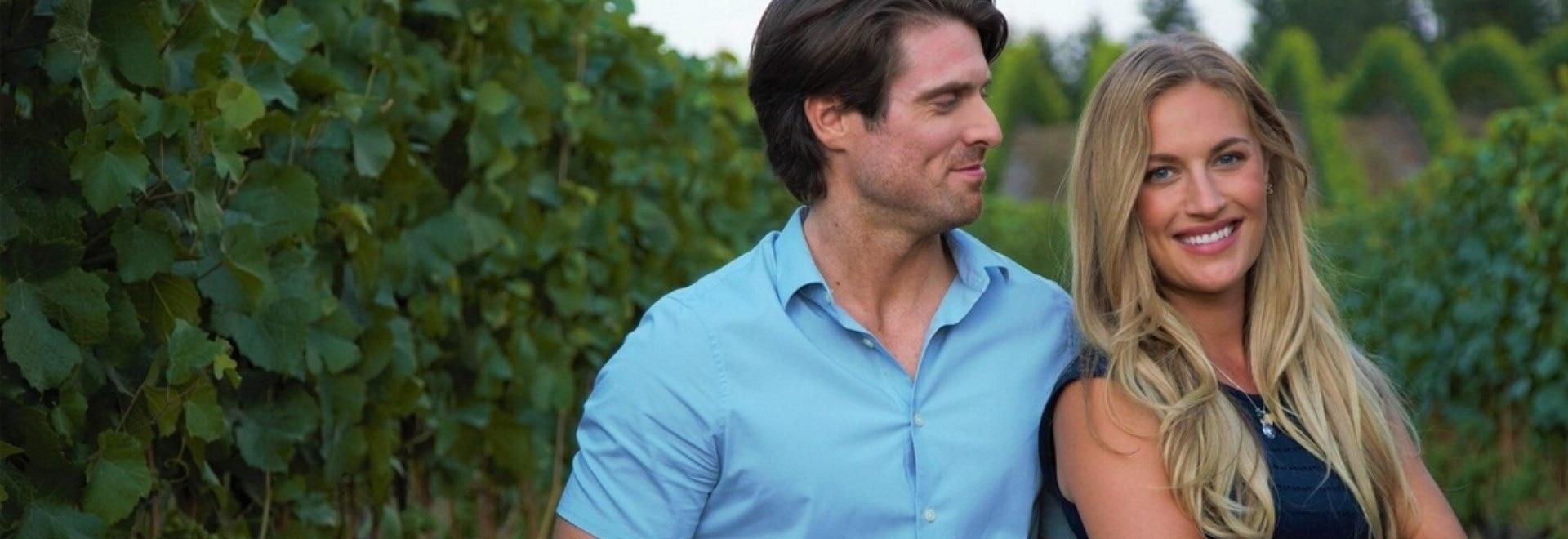 Amore tra le vigne