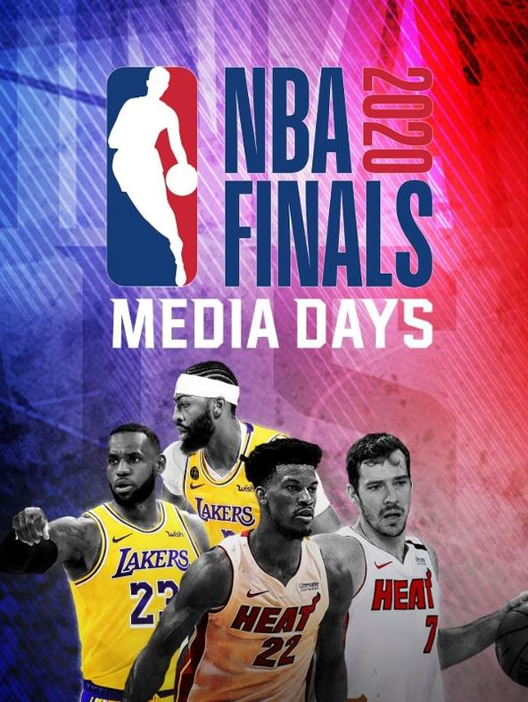 NBA Finals Media Day