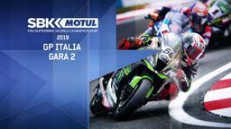Italia. Gara 2