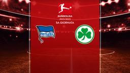 Hertha Berlino - Greuter Furth