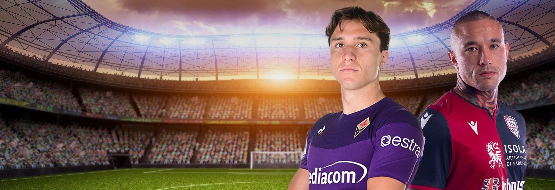 Fiorentina - Cagliari. 31a g.