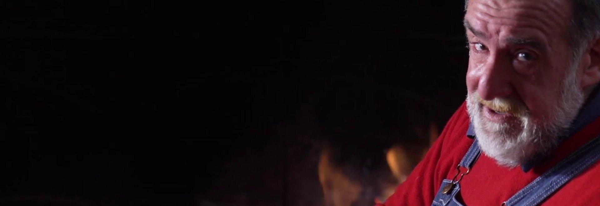Pennette alla sarda di lago - Uovo tartufato