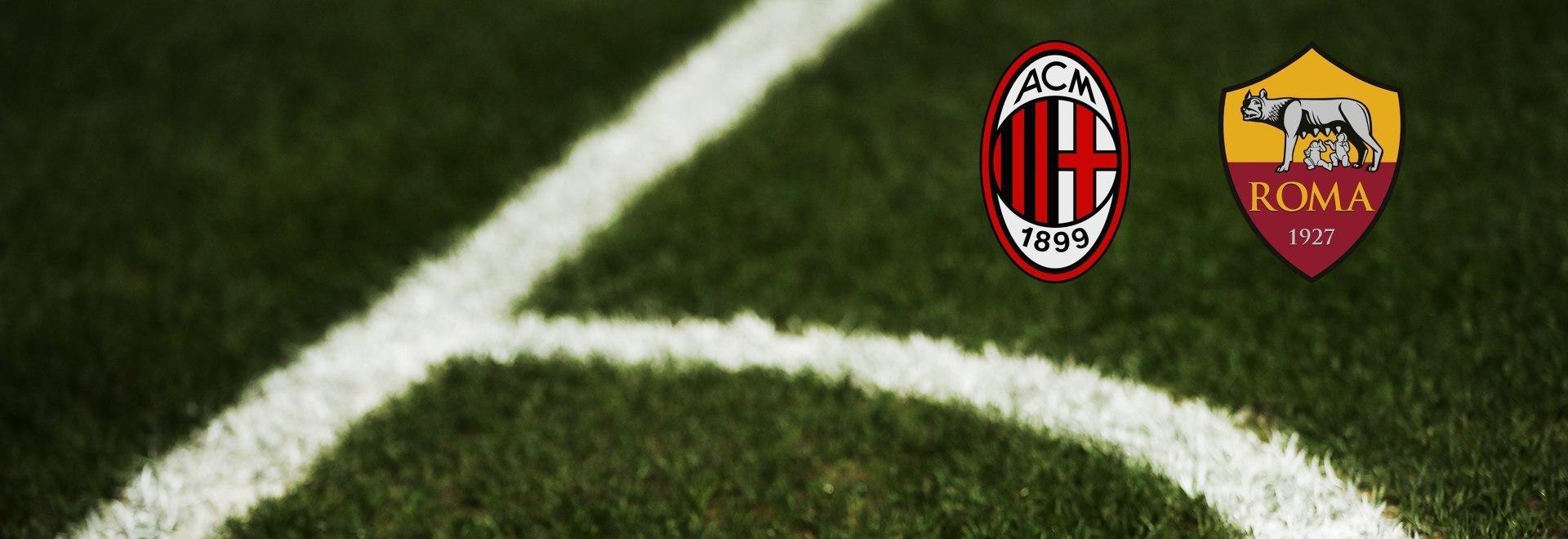 Milan - Roma. 28a g.