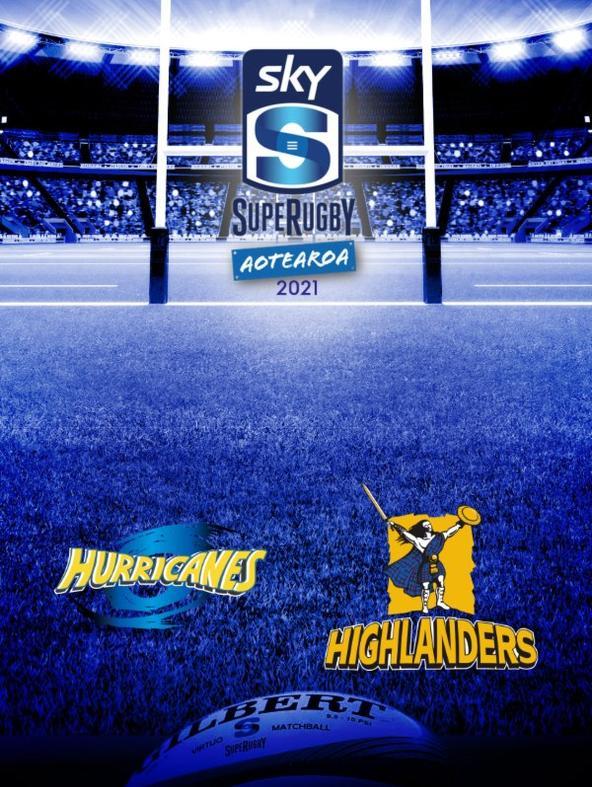 Hurricanes - Highlanders