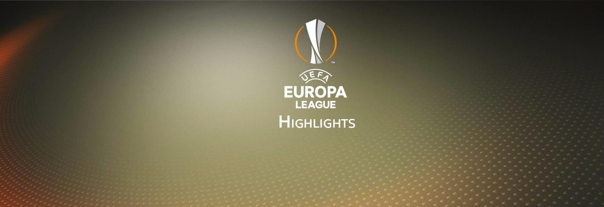 Highlights Europa League