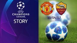 Man Utd - Roma 10/04/07