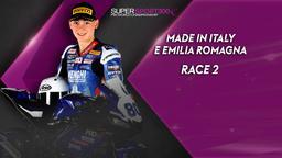 Made in Italy e Emilia Romagna. Race 2