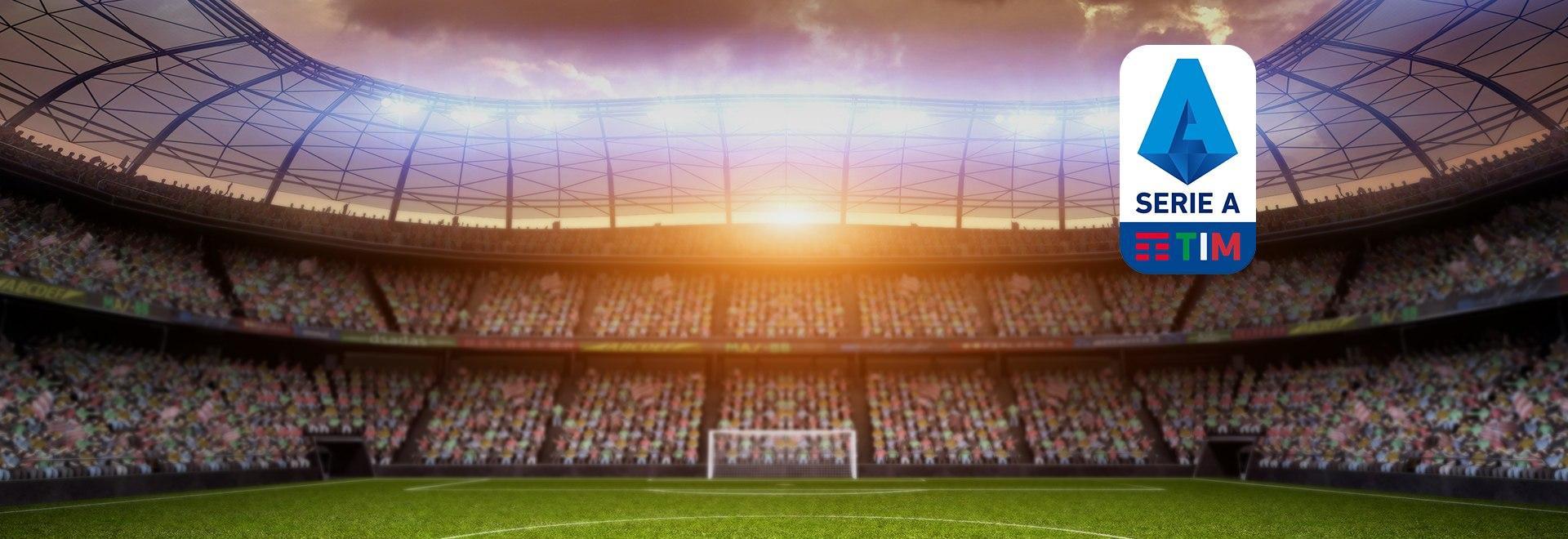 Serie A - Stag. 2019 Ep. 24a g. - Una partita