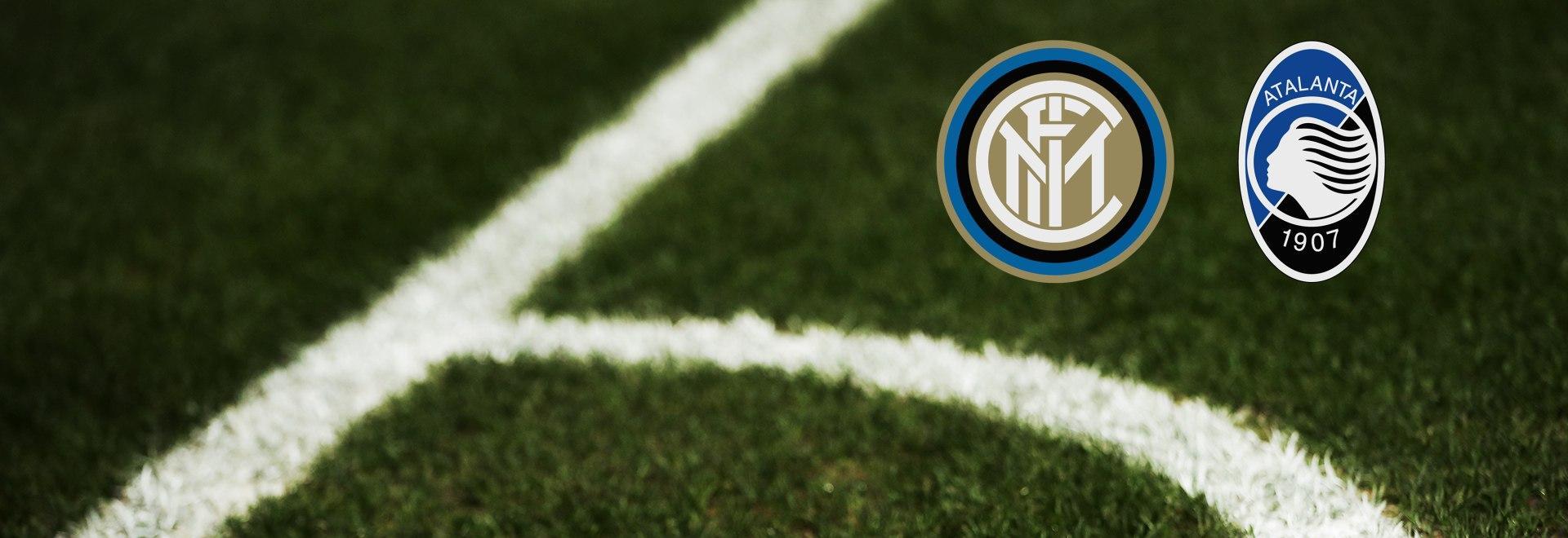 Inter - Atalanta. 19a g.