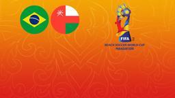 Brasile - Oman