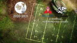 Western Province - Sharks. 2a semifinale