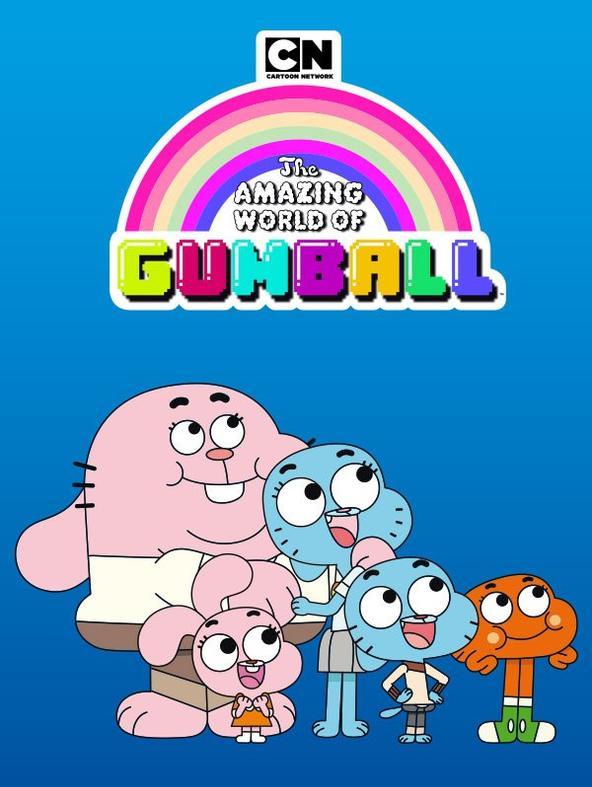 S1 Ep3 - Lo straordinario mondo di Gumball