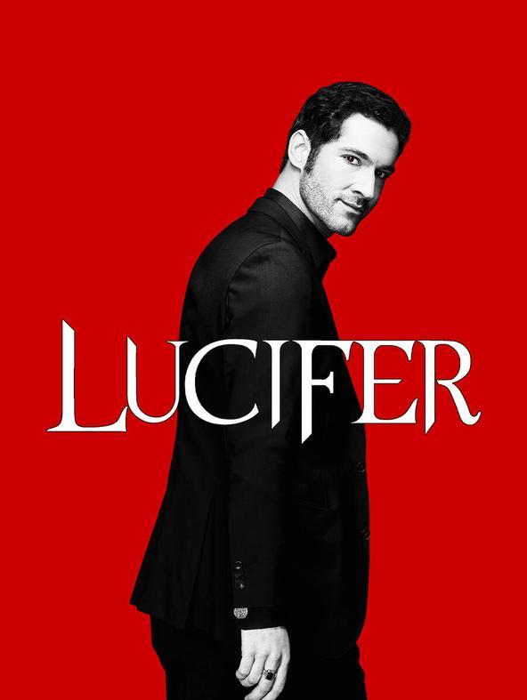 Lucifer - 1^ TV -  -  -  -
