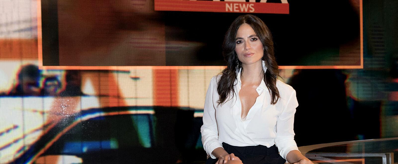 Stasera italia news
