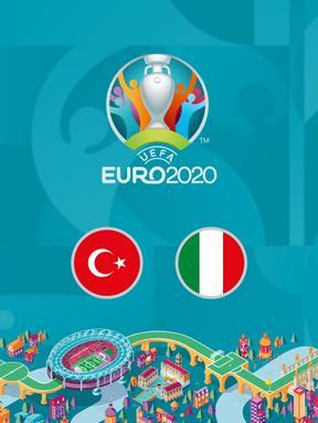 Turchia - Italia. 1a g. Gruppo A