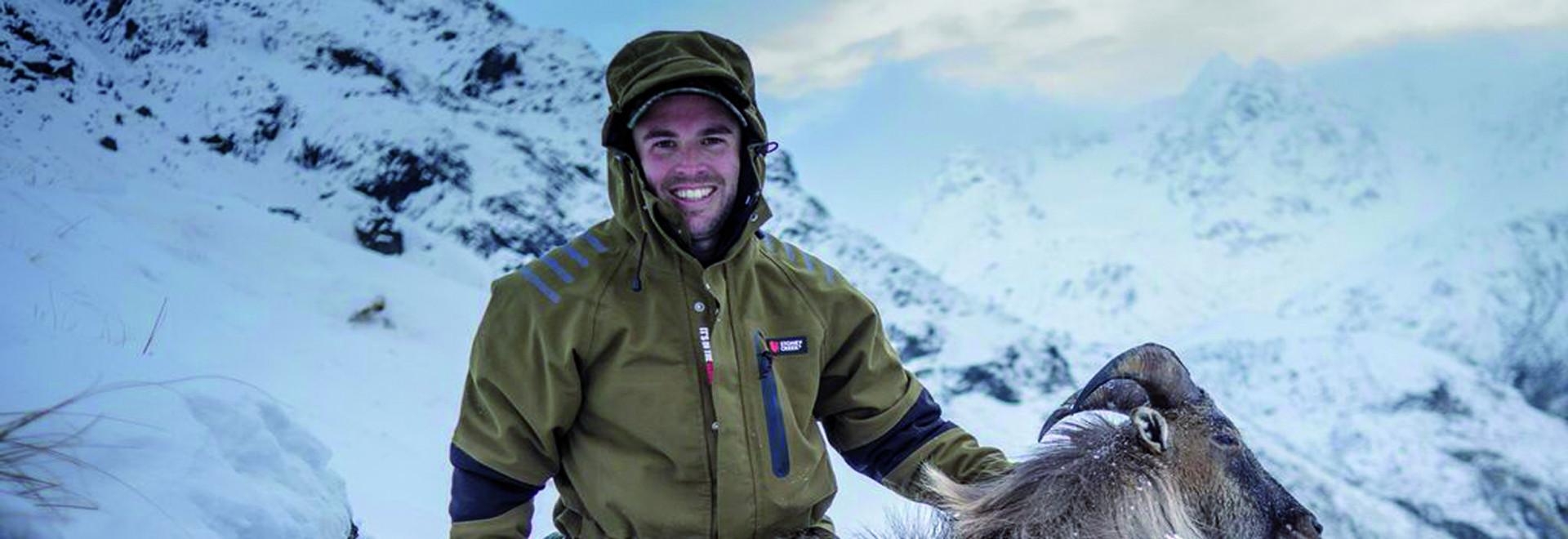 Avventure di caccia in Nuova Zelanda