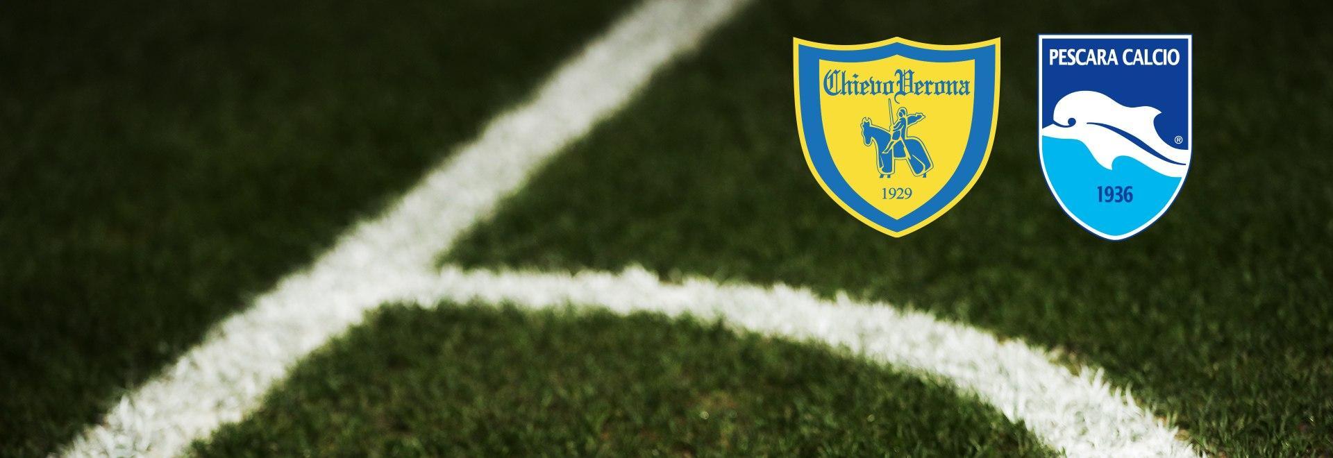 Chievo - Pescara. 38a g.