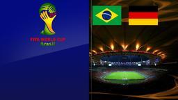 Brasile - Germania. Semifinale