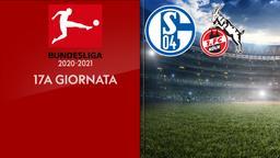 Schalke - Colonia. 17a g.