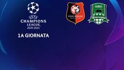 Rennes - Krasnodar. 1a g.
