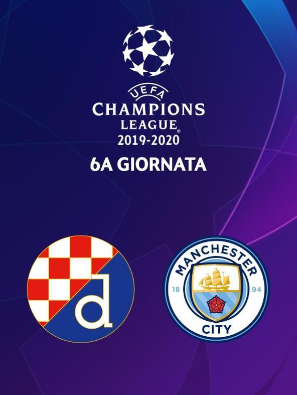 Dinamo Z. - Man City
