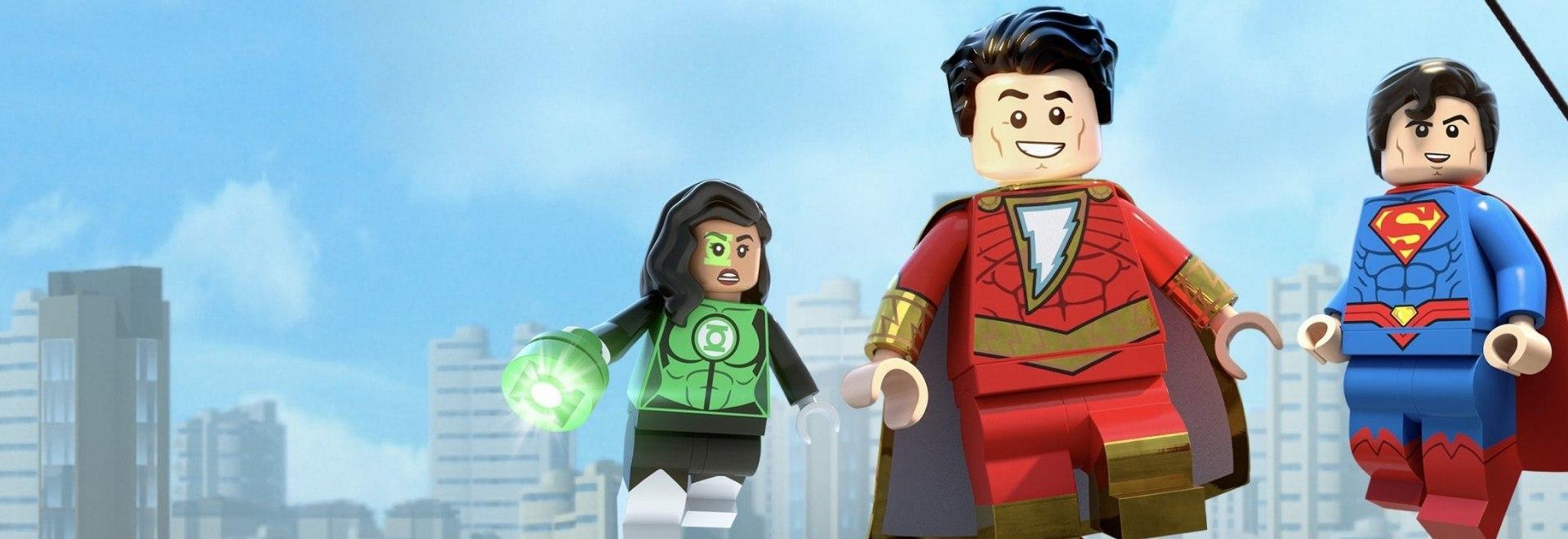 Lego DC Shazam: Shazam contro Black Adam