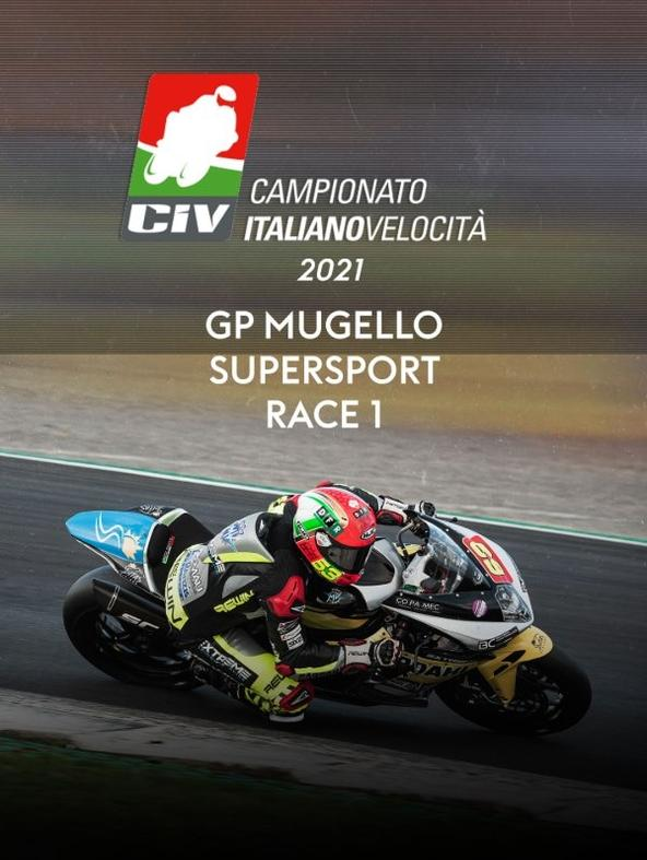 GP Mugello: Supersport. Race 1