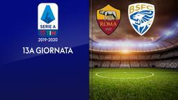 Roma - Brescia. 13a g.