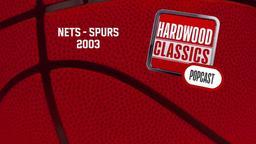 Nets - Spurs 2003. NBA Finals Game 6