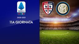 Cagliari - Inter. 11a g.
