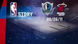 Dallas - Miami 09/06/11. Finals Gara 5