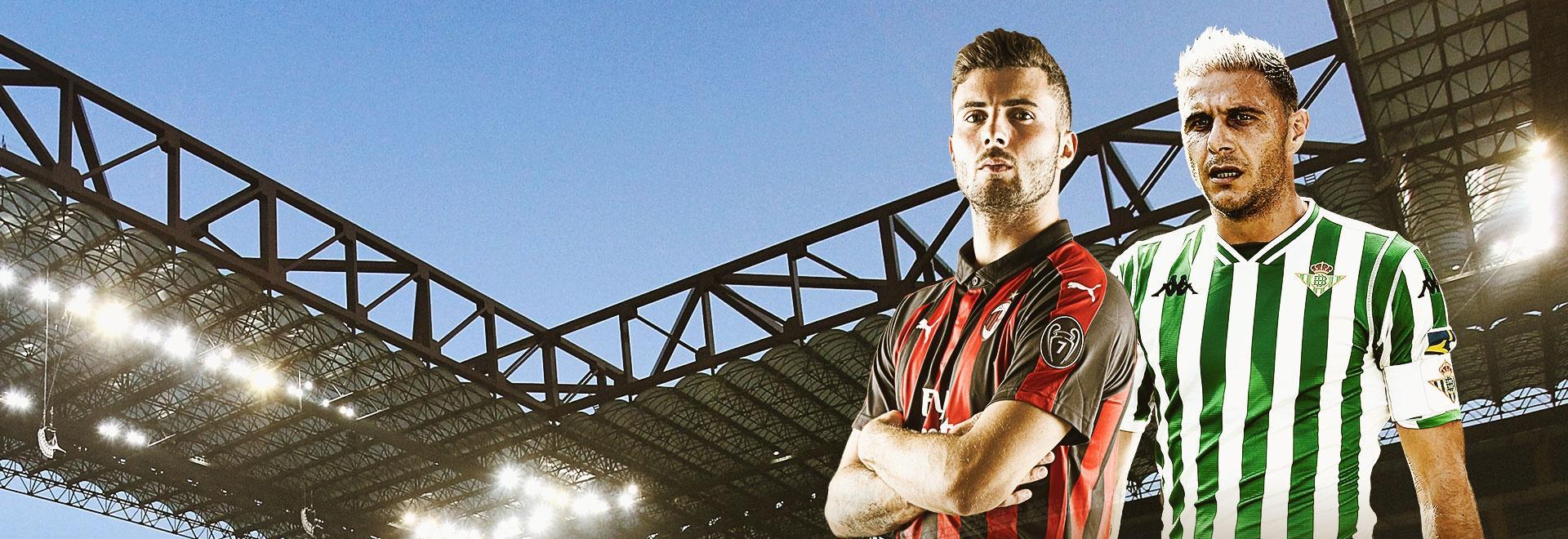 Milan - Betis. 3a g.
