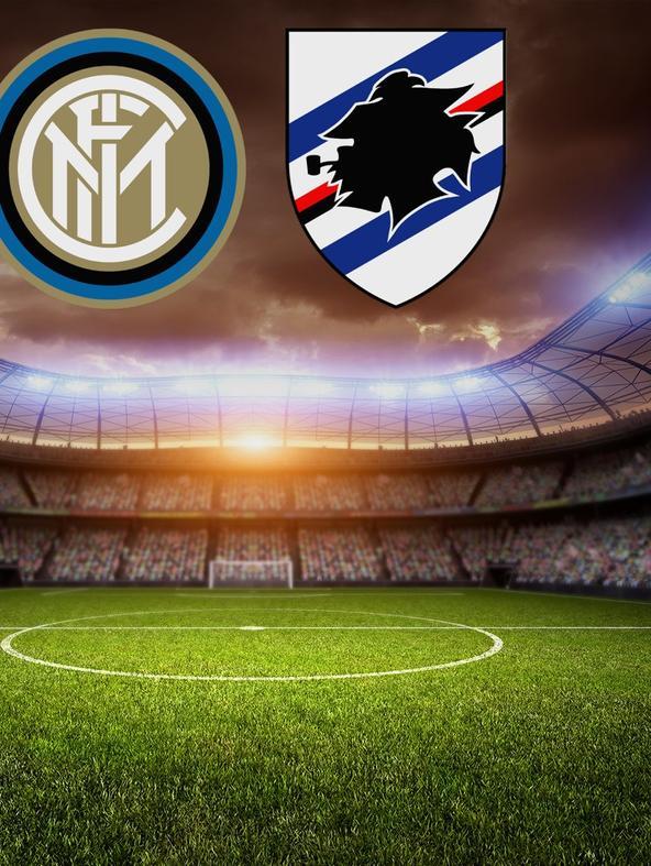 Inter - Sampdoria. 35a g.