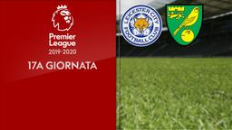 Leicester City - Norwich City. 17a g.