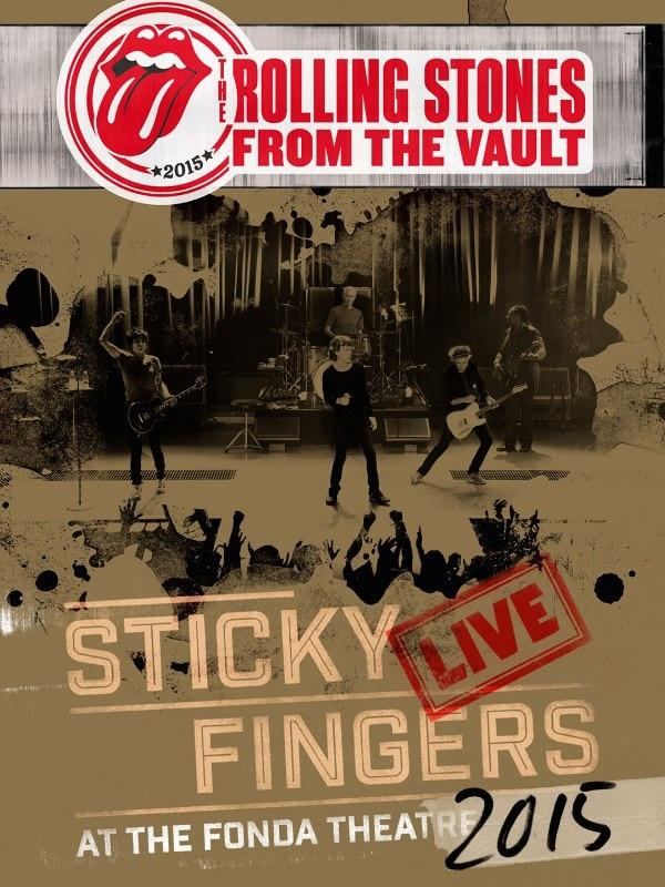 Rolling Stones: Sticky Fingers Live at the Fonda Theatre