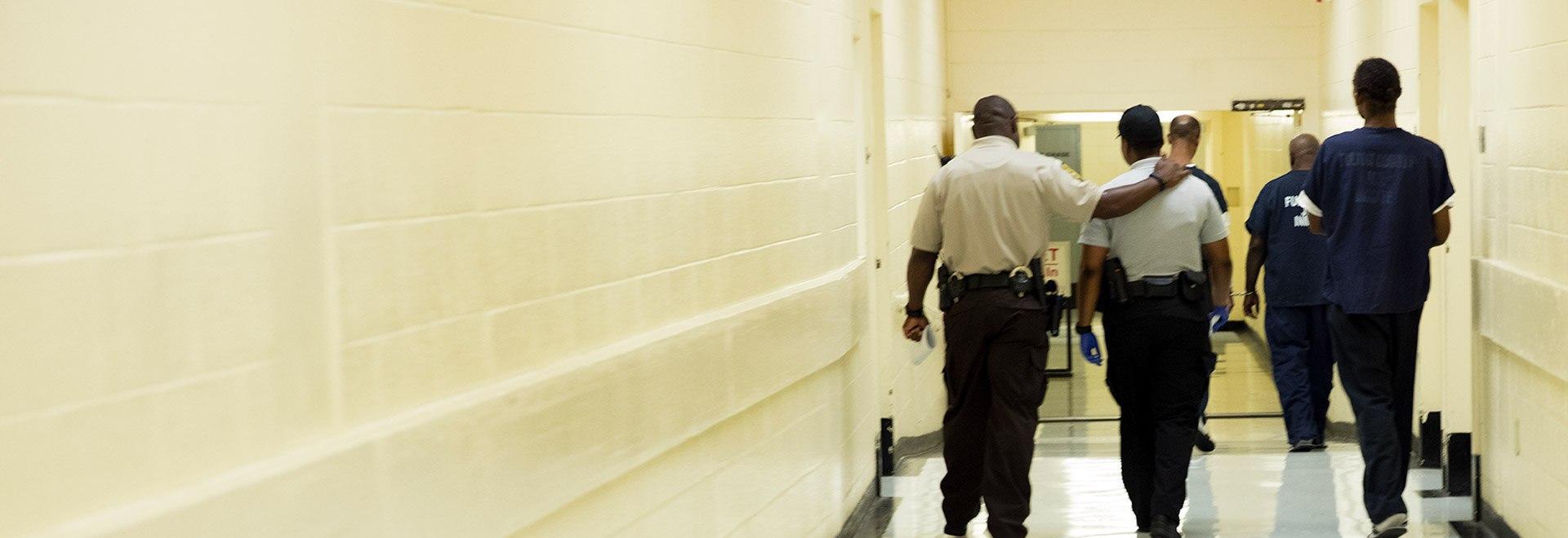 Sfida tra detenuti