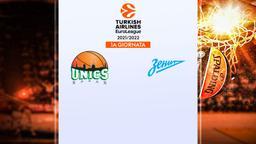 Unics Kazan - Zenit